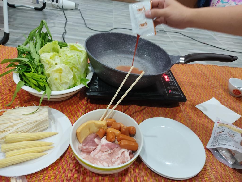 yamamori nabe soup หม้อไฟสไตล์ญี่ปุ่น รีวิว