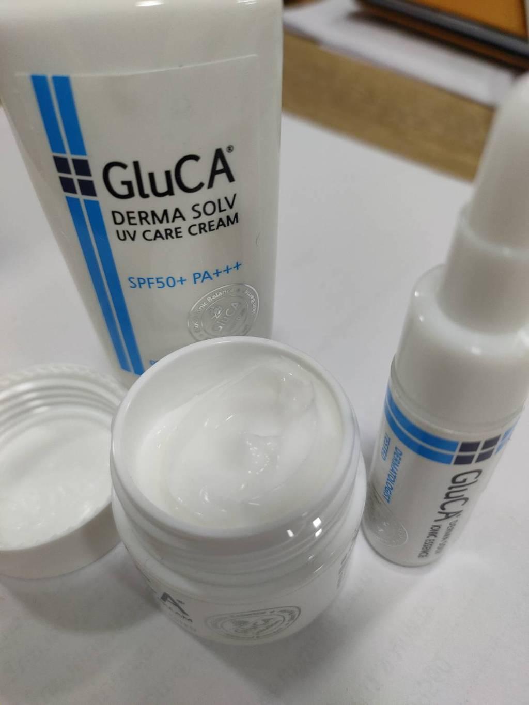 GluCA เวชสำอางค์จากเกาหลี แคร์ทุกปัญหาผิว บำรุงอย่าง อ่อนโยน (ขนาดทดลอง) รีวิว