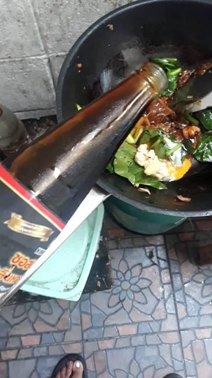 KIKKOMAN OYSTER FLAVORED COOKING SAUCE รีวิว