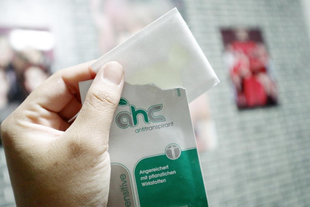 AHC Sensitive  ผลิตภัณฑ์ระงับเหงื่อ ขนาด 2 ml รีวิว
