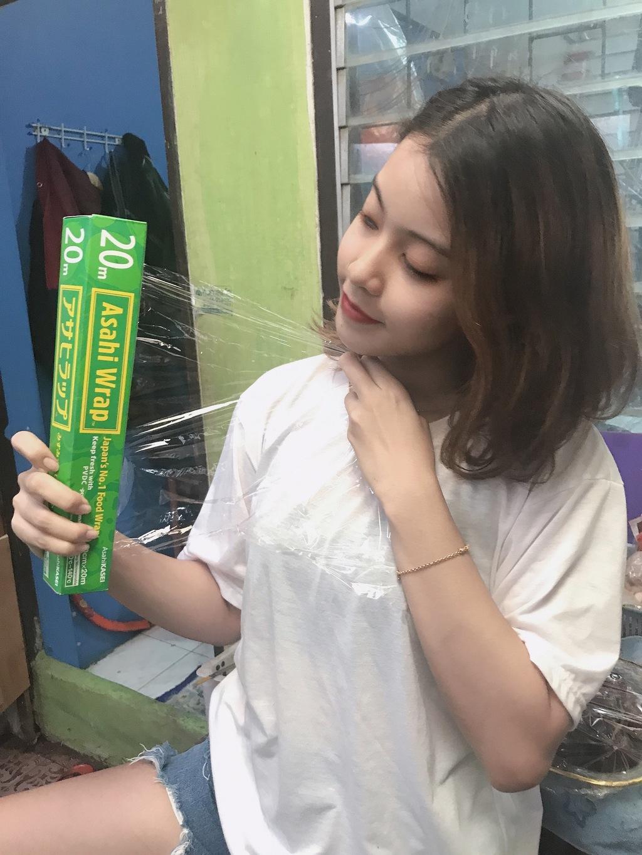 Asahi Wrap ฟิล์มถนอมอาหาร 30ซม. x 20ม. รีวิว