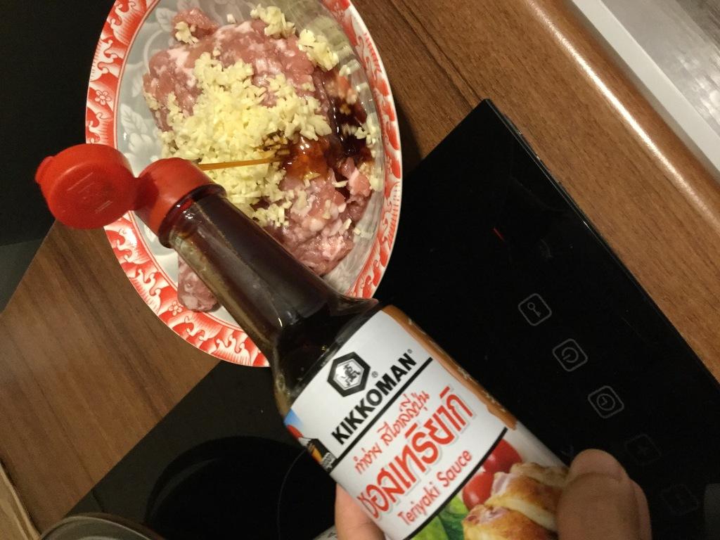 Kikkoman Teriyaki Sauce  คิคโคแมน ซอสเทอริยากิ รีวิว