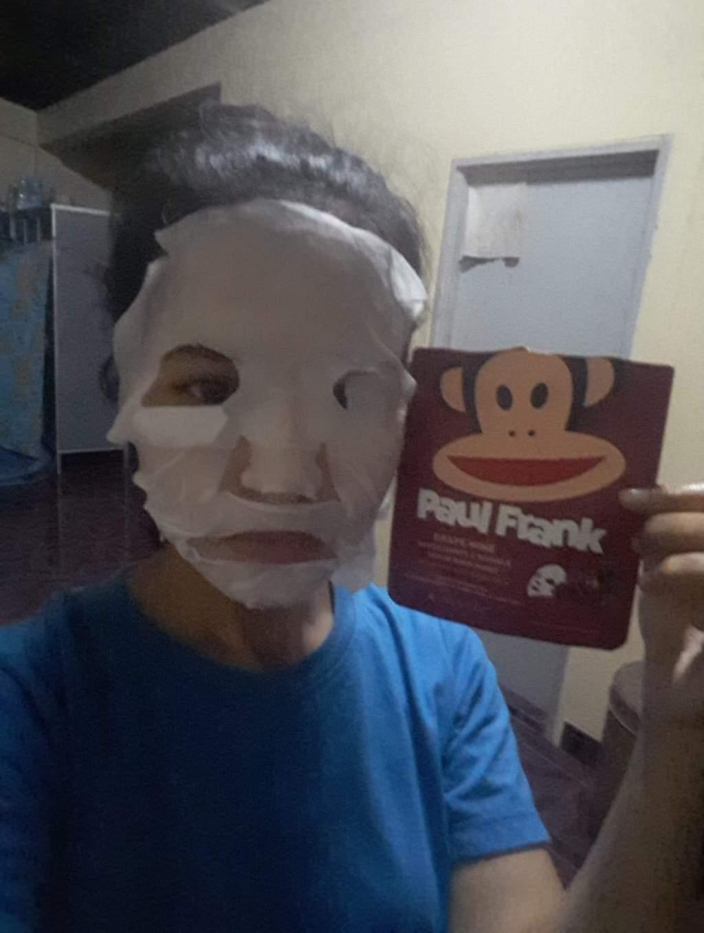 PAUL FRANK Mask Sheet