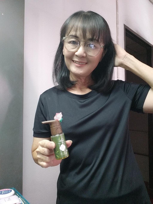 Chati Anti-Hairloss shampoo ฌาฏิแชมพู ลดผมขาดหลุดร่วง รีวิว