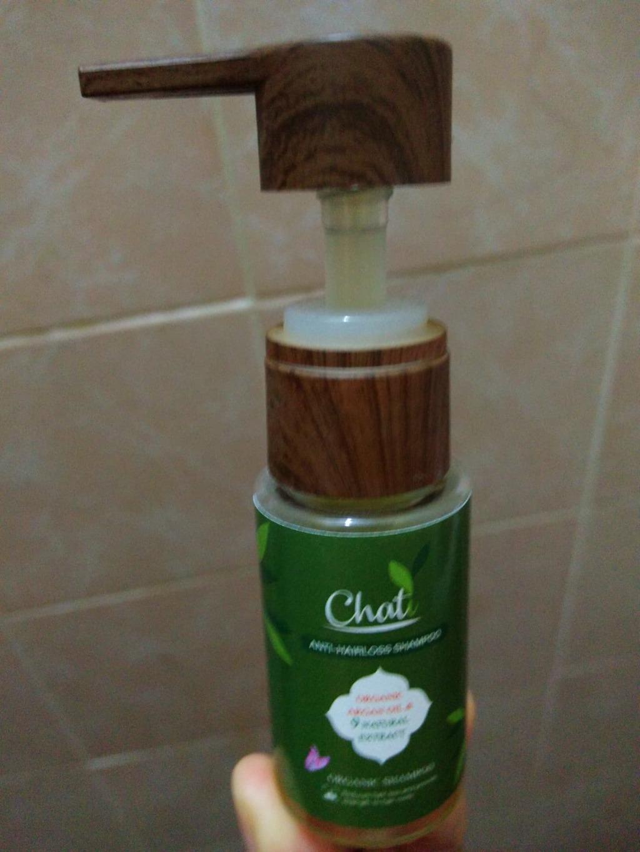 Chati Anti-Hairloss shampoo ฌาฏิแชมพู ลดผมขาดหลุดร่วง