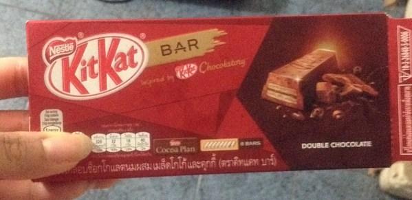 kitkat bar wafer in Milk Chocolate