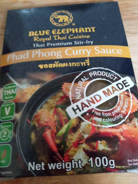 BLUE ELEPHANT Royal Thai Cuisine บลูเอเลเฟ่นท์ เครื่องแกงสำเร็จรูป SET 2 รีวิว