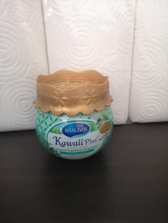 Kawaii Plus  2in1 ดับกลิ่น ไล่ยุง