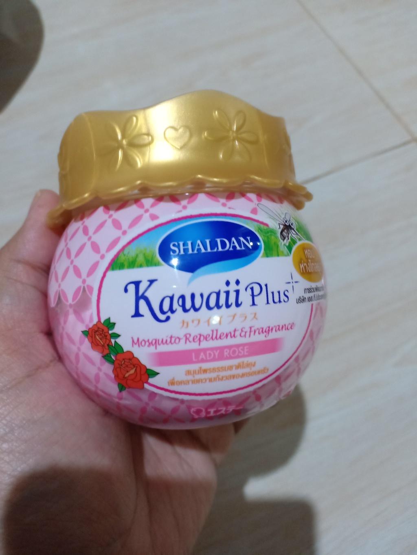 Kawaii Plus  2in1 ดับกลิ่น ไล่ยุง รีวิว