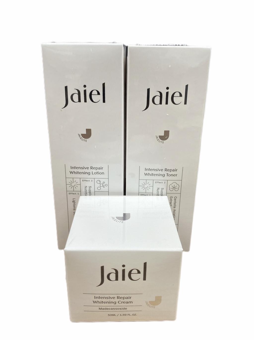 Jaiel Intensive Repair Whitening บำรุงผิวหน้าอย่างครบสูตร รีวิว