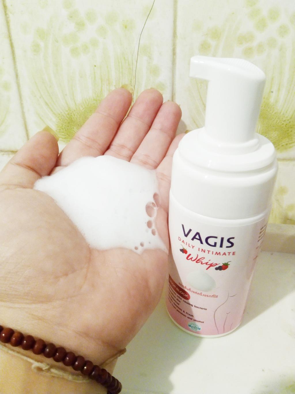 VAGIS ผลิตภัณฑ์ชำระล้างจุดซ่อนเร้นระดับพรีเมี่ยม รีวิว