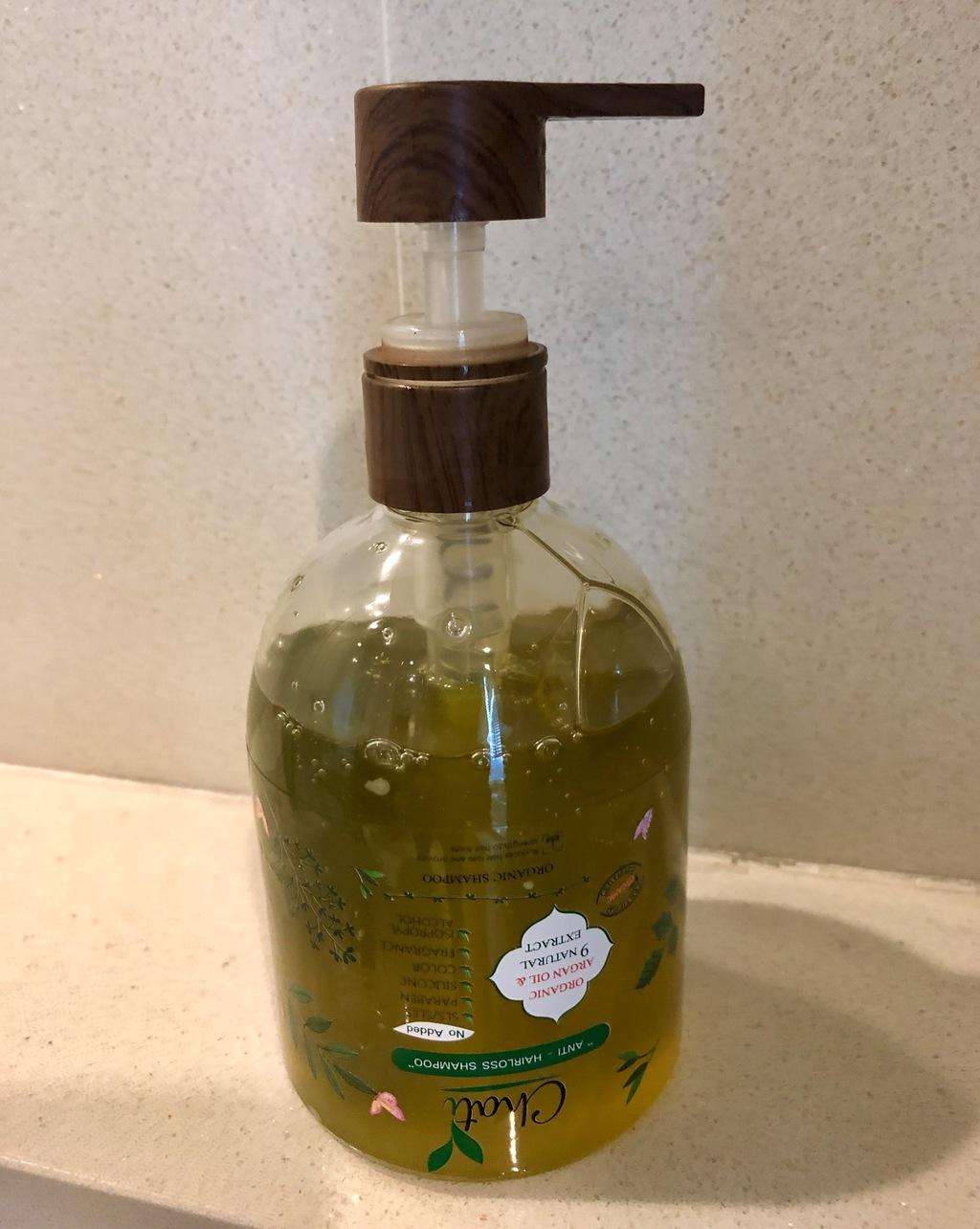 Chati Anti-Hairloss shampoo 300ml ฌาฏิแชมพู ลดผมขาดหลุดร่วง