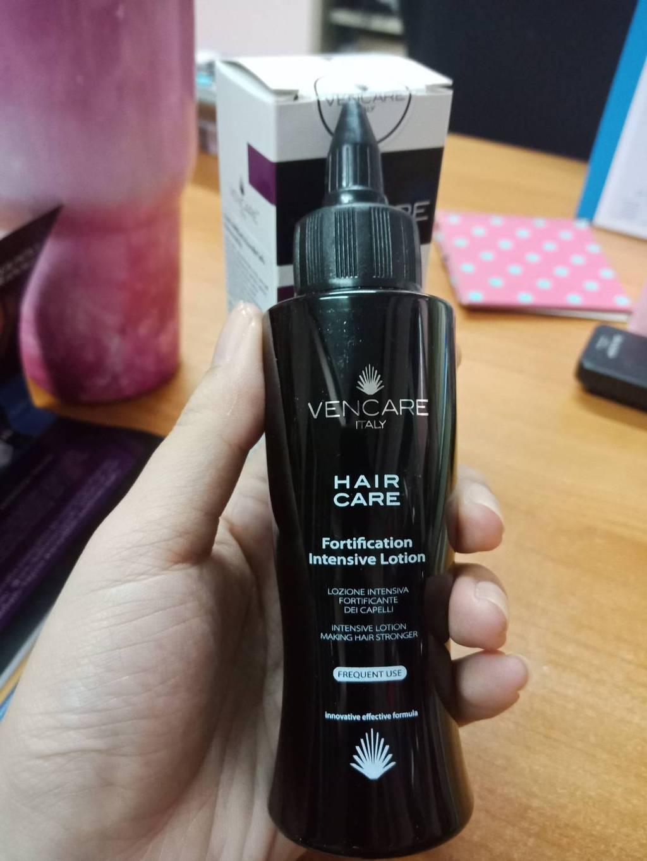 Vencare Hair Lotion ผลิตภัณฑ์ดูแลเส้นผม หยุดผมร่วง