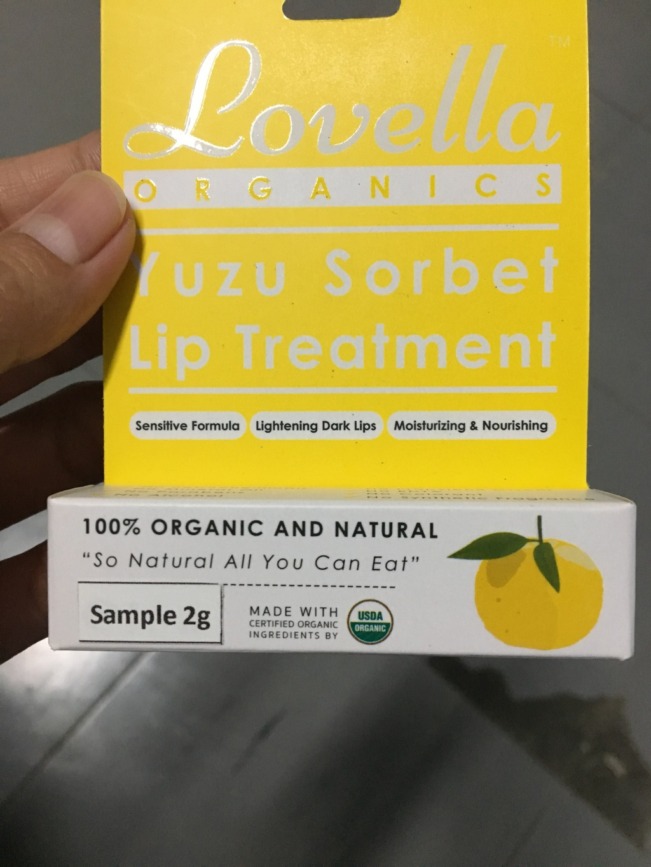 Lovella Healthy Tinted Lip Balm ลิปสีเพื่อสุขภาพ รีวิว