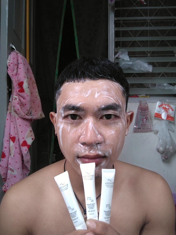 Beautica SkinCare วิปโฟมล้างหน้ารกม้า รีวิว