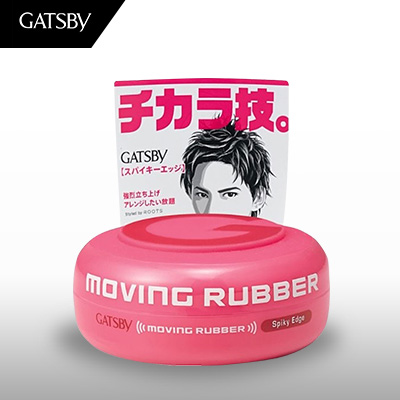 Gatsby Moving Rubber