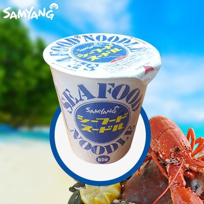 Samyang Ramen Seafood