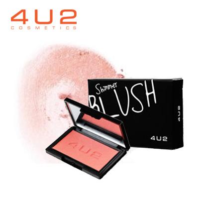 4U2 Shimmer Blush 4.5g