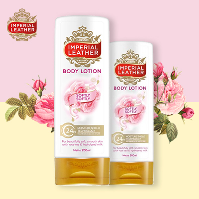 Imperial Leather Body Lotion