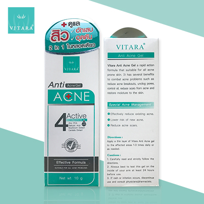 Vitara Anti Acne Gel