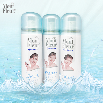 Mont Fleur Mineral Water Facial Spray