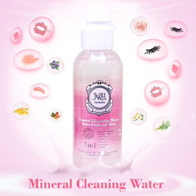 Mineral Cleaning Water