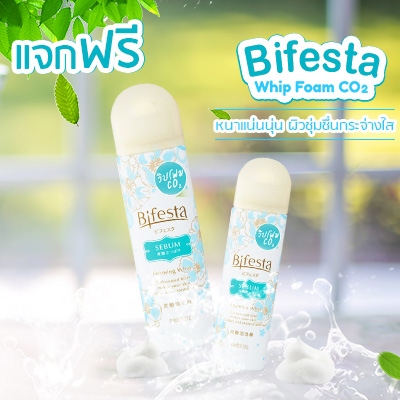 Bifesta Foaming Whip Sebum 40g