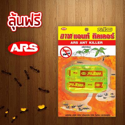 Ars Ant Killer อาท แอนท์ คิลเลอร์ เหยื่อกำจัดมด