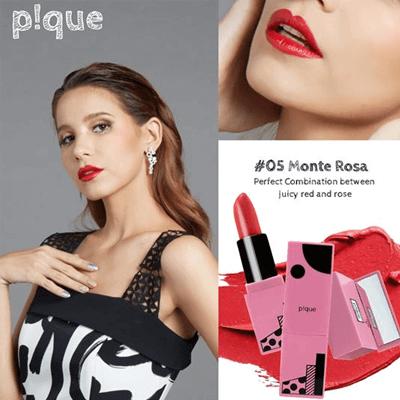 Pique Cosmetic ลิปสติก 05 Monte Rosa
