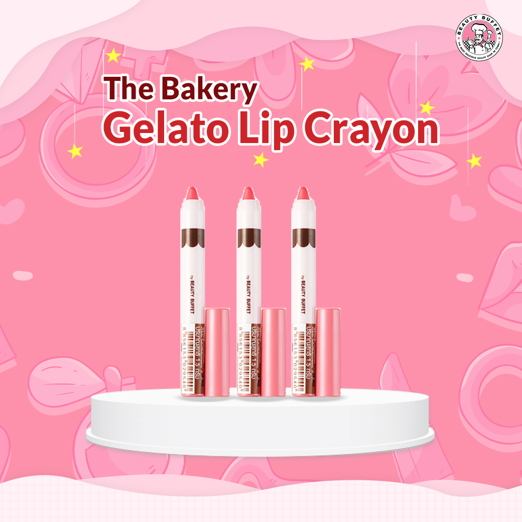 Beauty Buffet The Bakery Gelato Lip Crayon