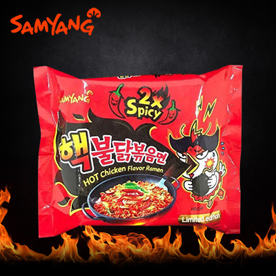 Samyang Extreme Hot Chicken Ramen