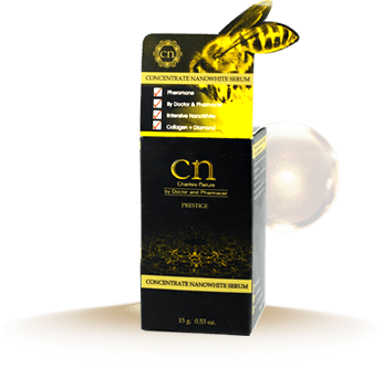 CN Concentrate NanoWhite Serum รีวิว